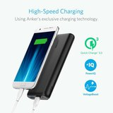 ANKER POWERCORE SPEED 20.000 mAh MET QUICK CHARGE 3.0_